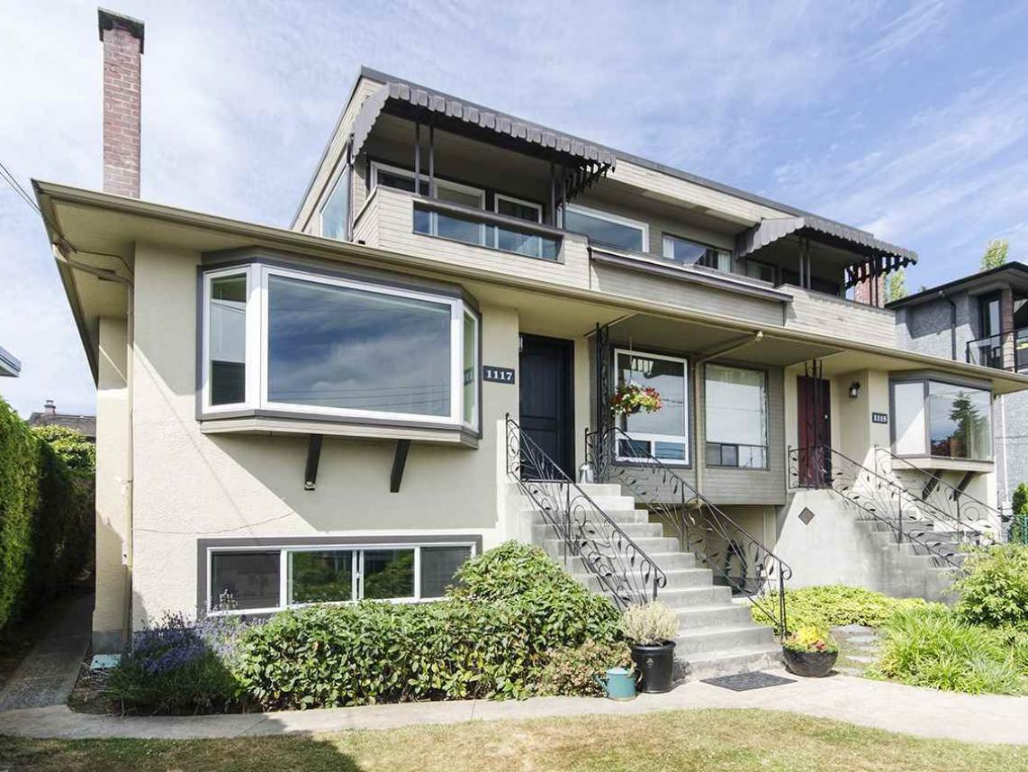 1117 Duchess Avenue, Ambleside, West Vancouver