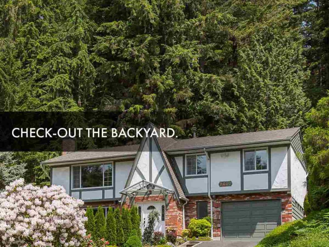 2446 Hyannis Drive, Blueridge NV, North Vancouver