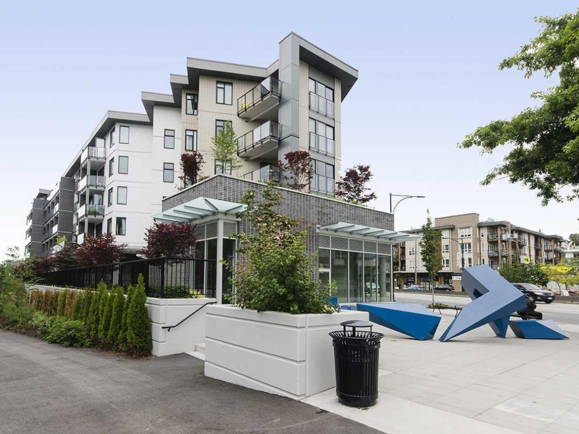 206 - 725 Marine Drive, Harbourside, North Vancouver