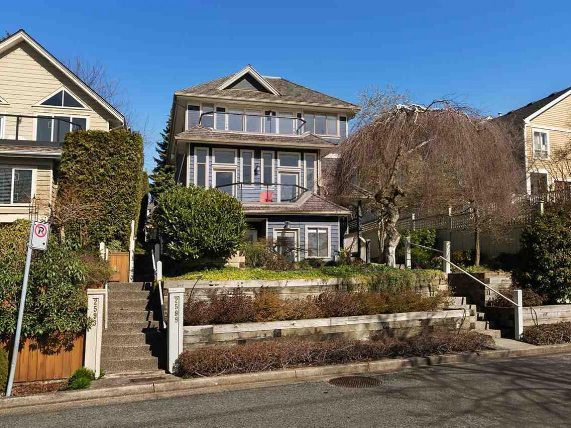 2597 North North Kent Avenue, South Marine, Vancouver East