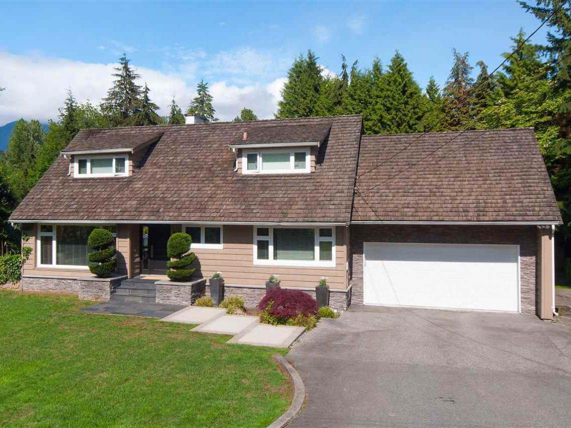 735 Burley Drive, Sentinel Hill, West Vancouver