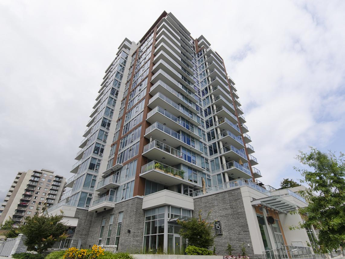 1803 - 150 W 15th Street, Central Lonsdale, North Vancouver