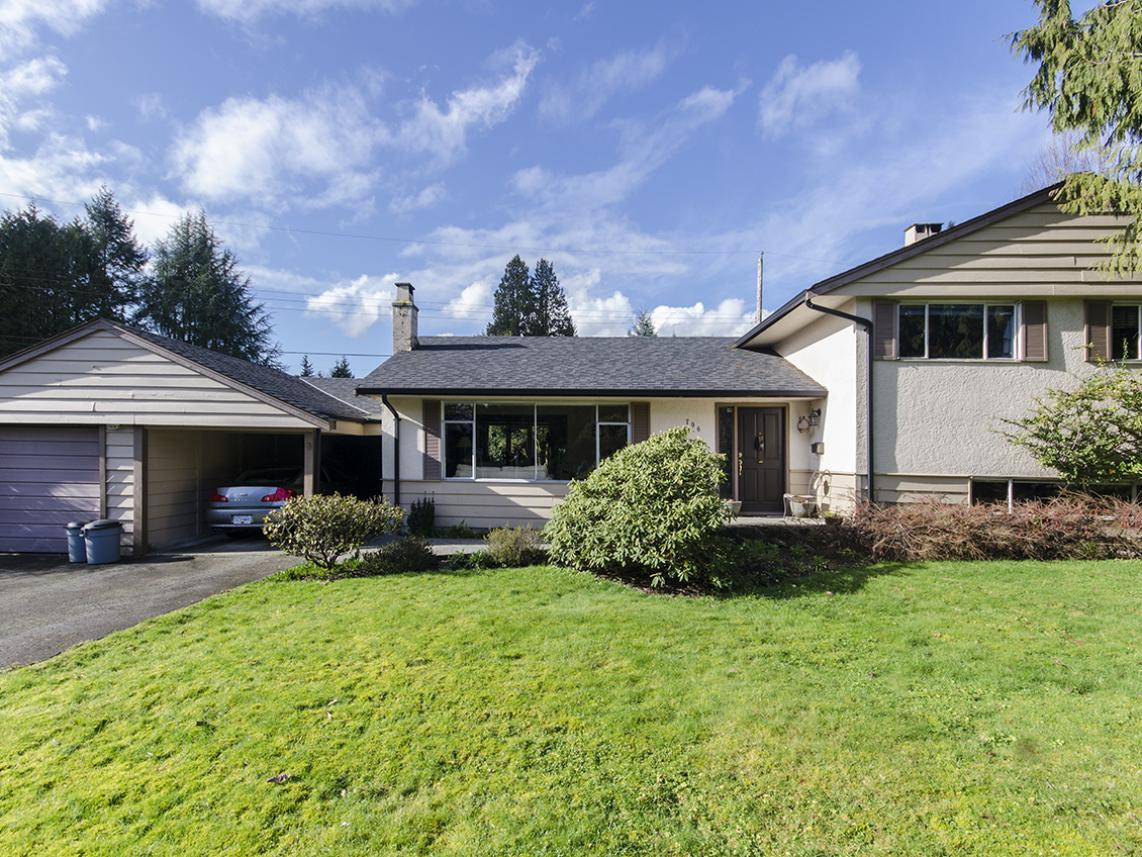 796 Blythwood Drive, Delbrook, North Vancouver