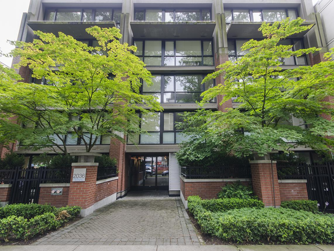 305 - 2036 West 10th Avenue, Kitsilano, Vancouver West